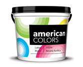 Carta de colores american colors apyd distribuidora sac for Color agua marina pintura